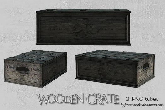 UNRESTRICTED - Crates Tubes by frozenstocks