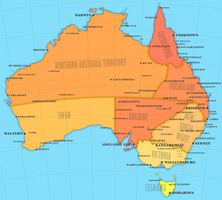 A Different Australia by tard15
