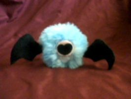 Fluffy Woobat Plush