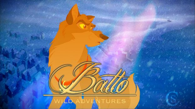 Balto book cover by JennROSS101