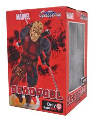 Deadpool unmasked by BLACKPLAGUE1348