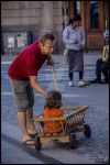 SuperDad #2 [Street Life Series] by iMehnaz