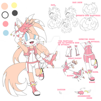 New character reference (no name) by xXAlshaniXx