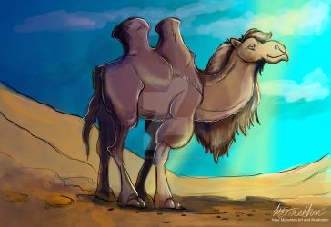 Camel 2018 by Mad--Munchkin