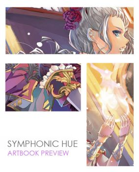 Symphonic artbook preview by aiki-ame