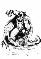Bat Brutality by theDANEtrain