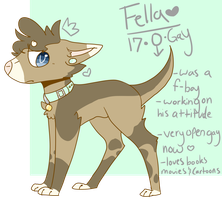 Fella ref by OrangeJuicee