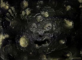 The Face in the Water by GlendonMellow