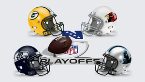 NFC Divisional Playoffs by Nivrag69