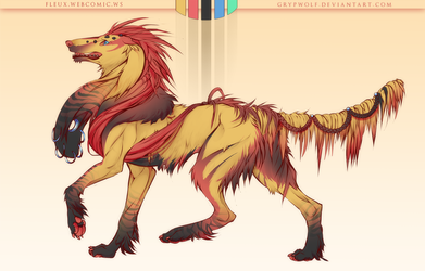Sand Pirate - auction [CLOSED] by Grypwolf