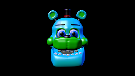 Showtime Bart the bear wip 3 by TheDeveloperturbo