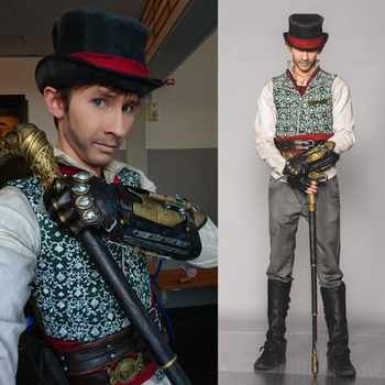 Jacob Frye, AC: Syndicate - test drive by Pearlite