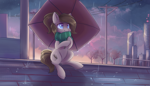 Morning Rain by Ardail