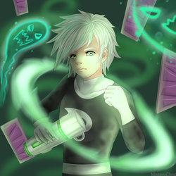 Danny Phantom by MisteryChoc