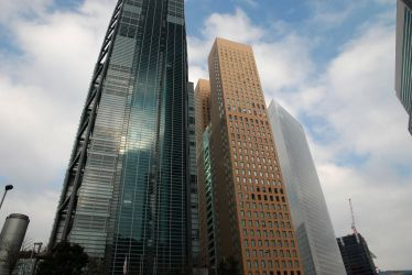 Shiodome by SenseiSage