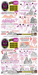 How to draw MOUNTAINS tutorial by STUDIOBLINKTWICE