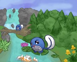 Poliwag by beverly546
