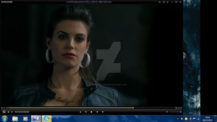 Meghan Ory by AndyBsGlove