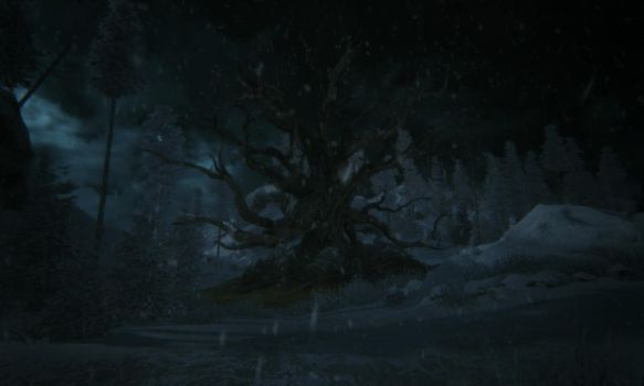 Tree of the Dead by Vadrigos