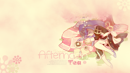 RO - Afternoon Tea by raindrops