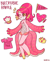 [Necrobies] Under The Sea RAFFLE! CLOSED by MAJIKK-U