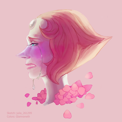 Pearl Collab by Glamra
