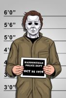Usual Suspects -Mr. Myers by b-maze