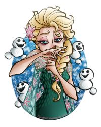 Frozen Fever by Eumenidi