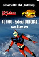 DJ SHOO SPECIAL GOLDORAK 4 copy by DJ-SHOO