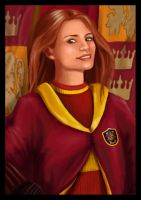 Ginny Weasley by tansy9