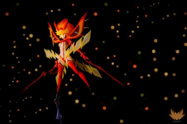 Senketsu Kisaragi by Noble-beast-photo