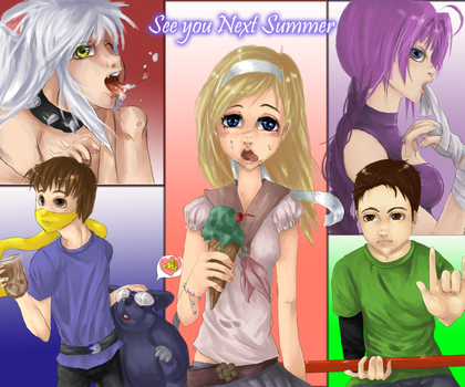 ::See You Next Summer:: by Holic-chan
