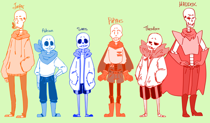 All the bOYSSSS by CircusAndroid