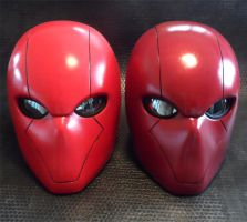 Red Hood - Custom Paint by 4thWallDesign