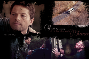 I would stop running by mistofstars