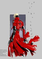 Trigun Duelo Collaboration by kuronekosan