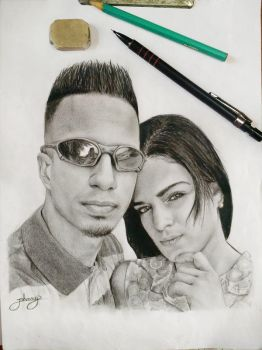 finished drawing by Johnny-Designer