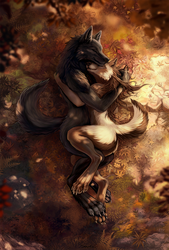 Autumn Love by Shalinka