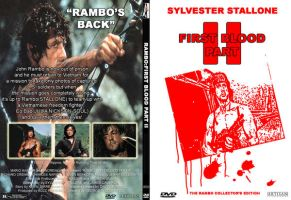 Rambo First Blood Part II DVD by UBob