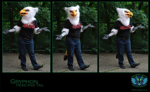 Traditional Gryphon [SOLD!] II by Wolfbird