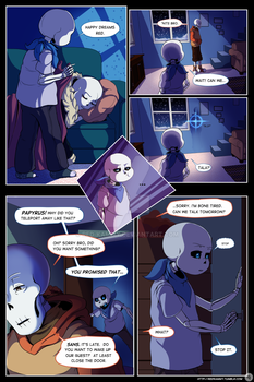 Broken Bonds - Chapter 1 - Page 9 by Red-Kammy