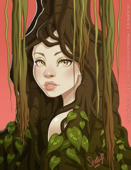 Forest Diwata by Shelly Soneja by Sh3lly