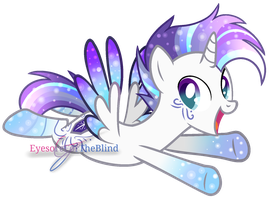 Prince Snow Dust - Rainbow Power by EyesoreForTheBlind