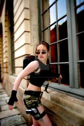 Tomb Raider Angel of Darkness by LauraCraftCosplay