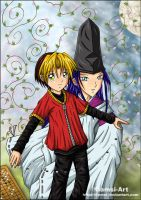 Hikaru no Go for Thomas by Klamsi