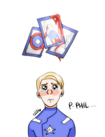 The Avengers: Goodbye Phil... sobs by mellamelfran