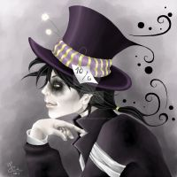 Mad Hatter by disorderlymind