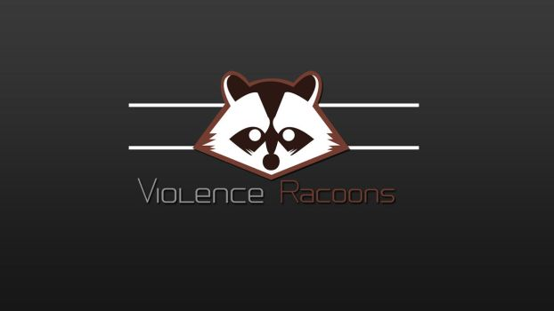 Violence Racoons Logo by rbnsen