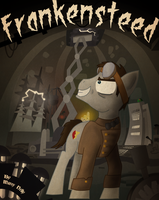 Frankensteed by charle88