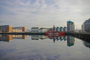 North Carr Reflection by BusterBrownBB